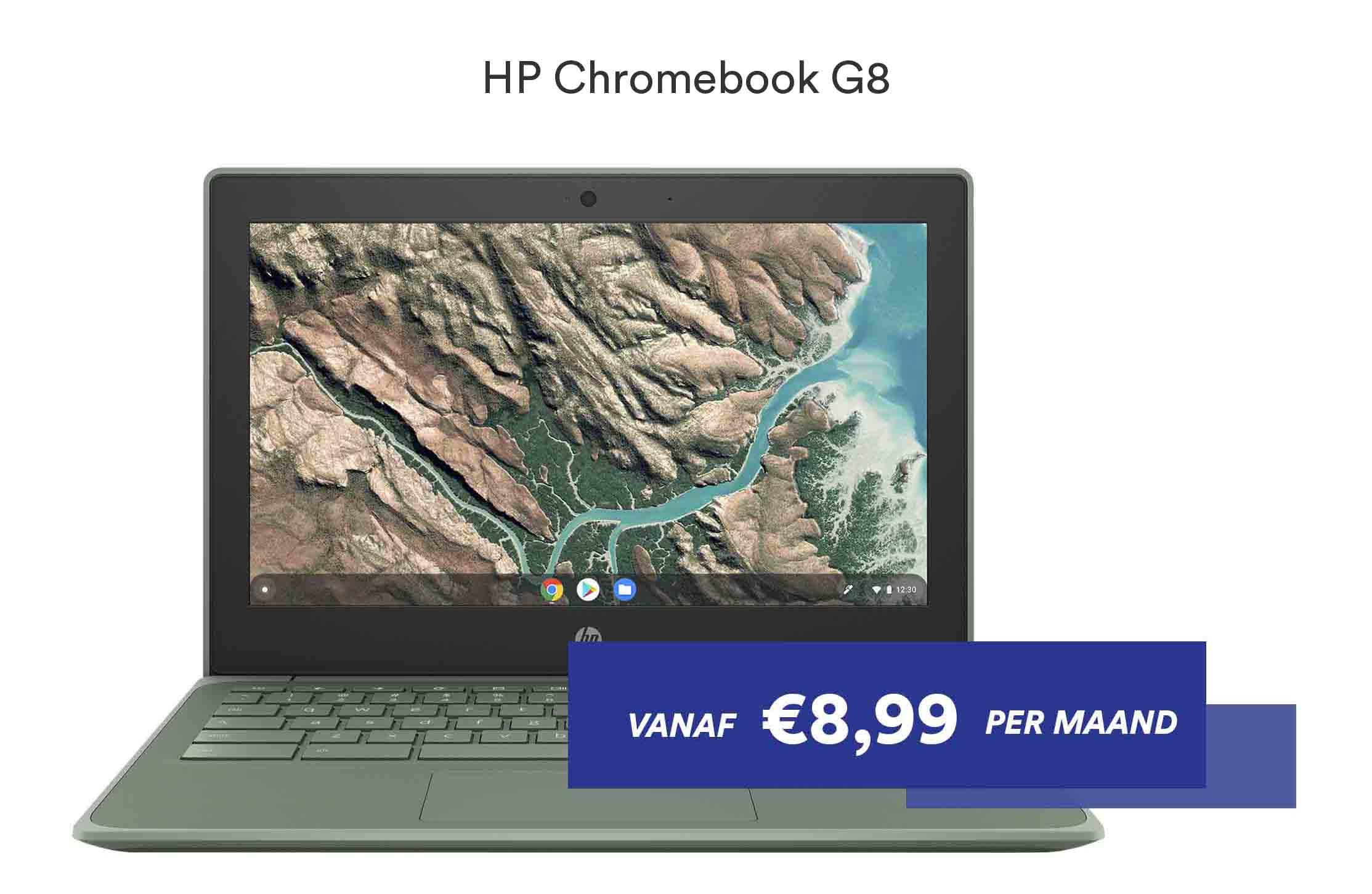 HP Chromebook G8