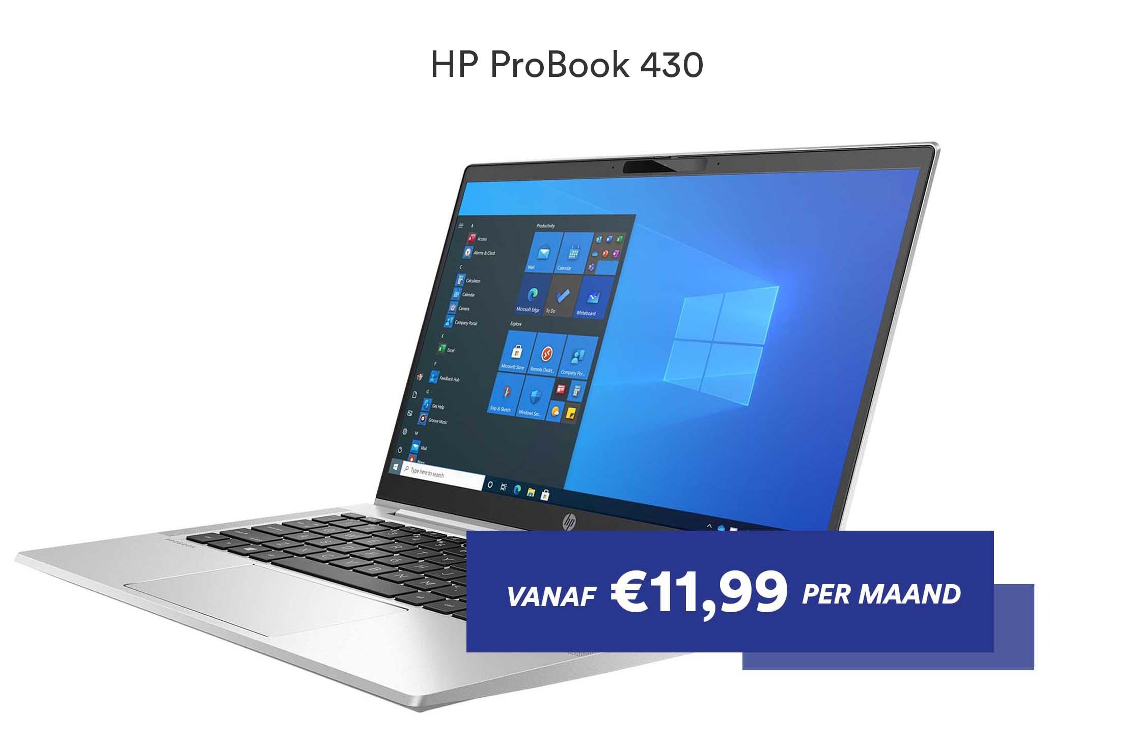 HP ProBook430
