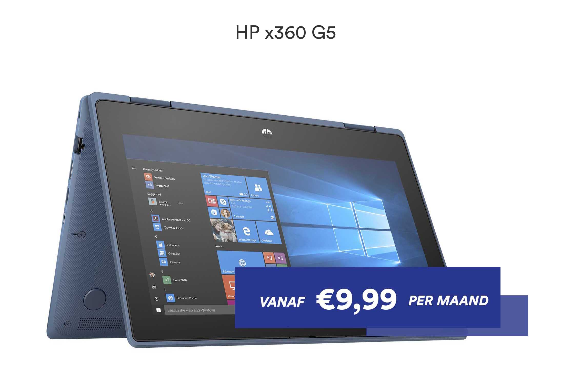 HP x360 G5